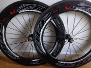Cool Areo Carbon Fiber Wheelset 700c 808 Clincher Road Bicycle Wheels Support