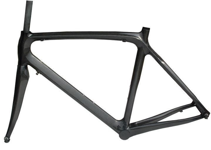 Fork Womens Mens Carbon Fiber Road Bike Frame Parts B001 Ultralight BB30 / BSA