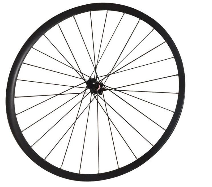 Light Weight Carbon MTB Wheels Wide 27.5 29 25mm Rim Tubeless Tubular SGS Approval